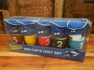 Thunderbirds Egg Cup and Cosy Gift Set - Marks and Spencer
