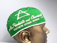 Vintage US Air Products Chemicals Southern Oxygen Skeleton Hat Skull Cap Beanie
