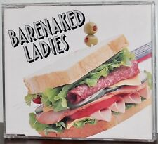 "CHEREE PROMO CD-26: Barenaked Ladies - ""Sandwich"" 4 Track Sampler - 1992 UK"