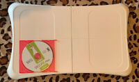 Wii Fit Plus with Balance Board - Nintendo Wii Game (tested)