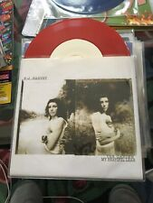 "Pj Harvey 7"" The Garden/My Beatiful Leah (live) Bootleg Made In Italy Vinyl Lp"