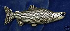 Empire Pewter Salmon Fish Pin