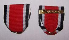 German Werhmacht Knight Iron Cross Medal War Amy Battle Tank Award Ribbon Drape