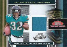 Maurice Jones-Drew 2006 Absolute Memorabilia  NFL Rookie Jersey/Patch-Jaguars
