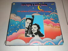 Les Paul/Mary Ford LP The World Is Still Waiting SEALED