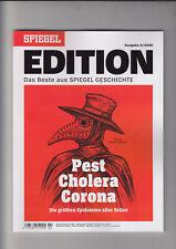 Der SPIEGEL Edition Ausgabe 02 2020: neu, ungelesen PEST, CHOLERA, CORONA