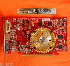 Grafica PCIe MSI RX1550-TD256E 256Mb DDR2 DVI S-Video TV-out Direct9.0c