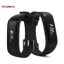 New Lemfo Bluetooth Wireless P1 Smart Band Phone Sport Pedometer For Android iOS