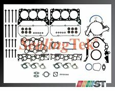 Fit 99-00 Ford 4.2L V6 Essex Engine Full Gasket Set w/ Head Bolts Kit VIN Code 2