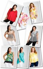 Lot Wholesale 10 Pc Women Mixed TOPS SHIRTS BLOUSES Dress Plus Size 2XL 2X Large