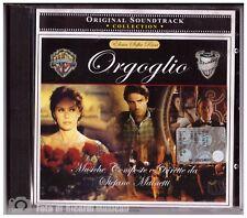 ORGOGLIO Original Soundtrack Collection **NUOVO PERFETTO** Stefano Mainetti