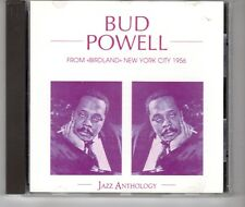 (HG583) Bud Powell, From Birdland New York City 1956 - 1990 CD