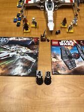 lego star wars 75101 , 9493,