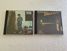 52nd Street + Songs In The Attic - Billy Joel 2-CD LOT