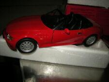 1:18 UT BMW Z3 Roadster rot/red in OVP— Dealer Box Selten