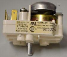 Magic Chef Microwave Timer - LR55998 - Contact 15A, 125VAC, 120V, 60 Hz Motor