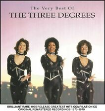 The Three Degrees - The Essential Greatest Hits Collection - RARE 70's Pop CD
