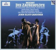 John Eliot Gardiner, W.a. Mozart - Die Zauberflote [New CD] Holland - Import