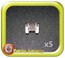 FUSE Wedge Low Profile Mini Blade 7.5 Amp Brown x5