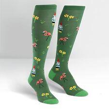 Sock It To Me Women's Knee High Socks - Lawn Art