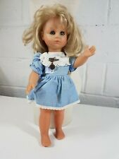"Max Zapf Creation Original Model 42 Doll 16"" 1980s Toddler Blonde Germany Rare"