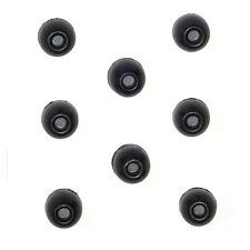 8 LARGE Foam sleeves Ear bud tips SHURE Westone UM1 UM 2 3 Headphones Earphones