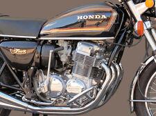 Adesivi serbatoio moto Honda four 750 k7 per serbatoio nero