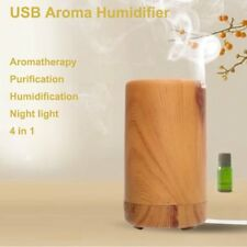 Humidifier Air Diffuser Aroma Oil Lamp Electric Mist Make Aromatherapy Bedroom