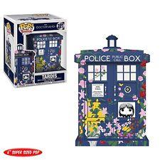 Doctor Who Pop TV Clara's Memorial Tardis Big Size Vinyl Fig 15cm N°227 Funko