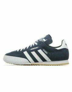 ⚫⚫Genuine Adidas Originals Samba Super Suede ® ( Men Sizes UK:6 - 12 ) Brand New