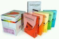A4 Image Coloraction various colours Printer Paper 50 100 250 500 Sheets 80 gsm