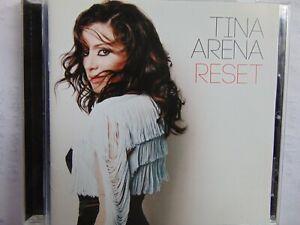Tina Arena - Reset - CD - FREE POST