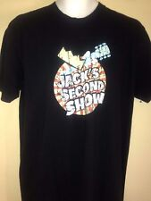 JACK FM STRAY CATS STEVE NICKS THE PRETENDERS 2007  LARGE  T SHIRT ROCK RARE