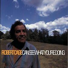 Robert Cage - Can See What Youre Doing (NEW CD)