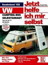 VW BUS T2 Wohnmobil Selbstausbau Campingbus Jetzt helfe ich mir selbst Handbuch