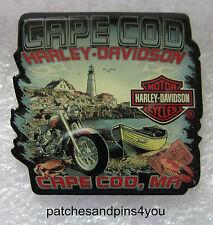Harley Davidson Cape Cod H-D Dealer Pin. New! FREE UK POSTAGE!