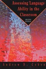 Assessing Language Ability in the Classroom (Teaching Methods)