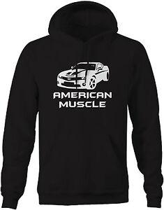 American Muscle Car Camaro SS Fast Furious Movie Hoodie Men Hoodie