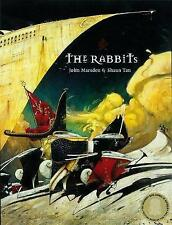 The Rabbits by Shaun Tan, John Marsden 20th Anniversary Edition