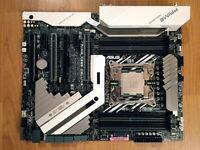 Intel Core i9 7920X CPU + Asus Prime X299 Deluxe LGA 2066 DDR4 ATX Motherboard