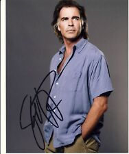 [4584] Jeff Fahey Signed 10x8 Photo AFTAL