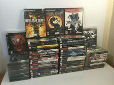 Choice of Playstation 2 & 3 Games Tested Mortal Kombat Metal Gear Spiderman