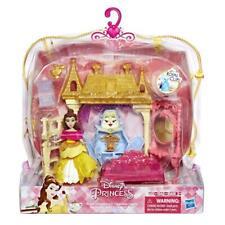 Disney Princess Belle's Royal Chambers Small Doll Playset *BRAND NEW*