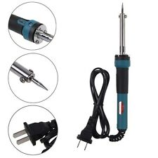 220V Pro Soldering Iron 20W Electric Pencil Tip Welding Solder Heat Tool