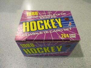 1988 O Pee Chee  Factory Hockey Set