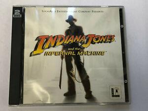 Indiana Jones and the Infernal Machine (PC: Windows, 1999)