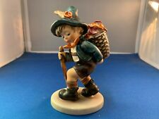 New ListingGoebel Hummel Figurine  - #381 -  Flower Vendor