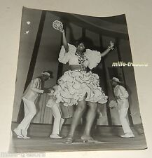 PHOTOGRAPHIE Presse 1968 : Vocal Instrumental Ensemble BRAZILIAN Rythm SOFIA