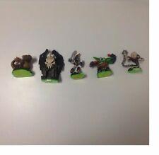 Skylanders Spyros Pack Ghost Roaster, Chop Chop, Bash, Darklight Crypt, Boomer