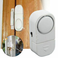 Wireless Home Security Alarm System Door Window Entry Burglar Magnetic Sensor